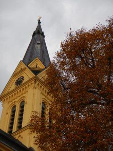 evangelische Kirche Gols