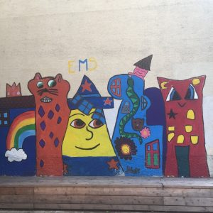 Wand-Kunst